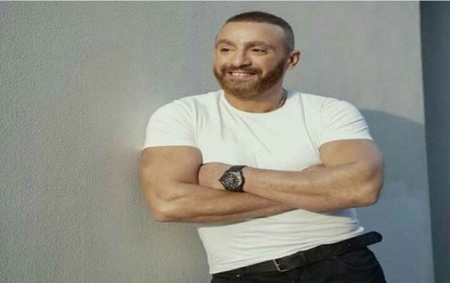 صوره نيو لوك احمد السقا